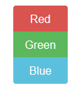 Bootstrap Button Vertical Group