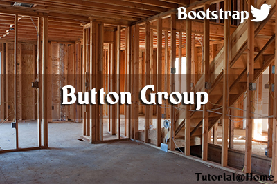 Bootstrap Buttons Group