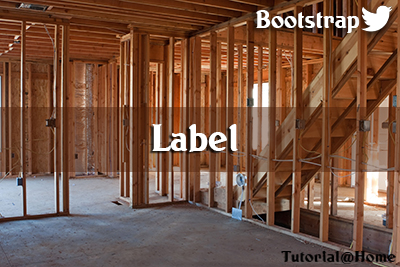 Bootstrap Labels