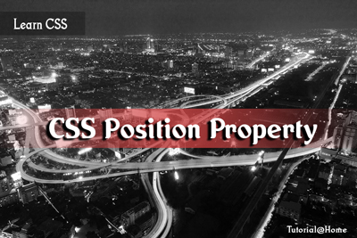 CSS Position property