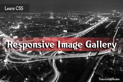 Advance Responsive Photo Gallery CSS
