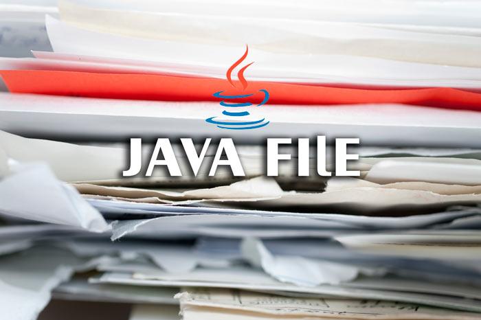 File Handling java