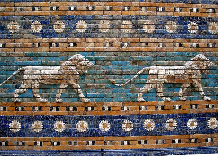 Animal Ishtar Gate