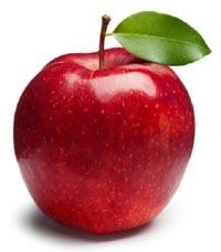 An Apple
