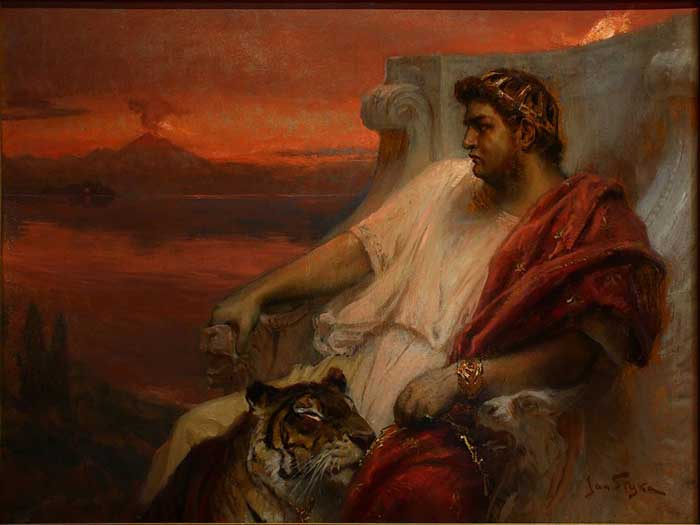 Nero at Baiae