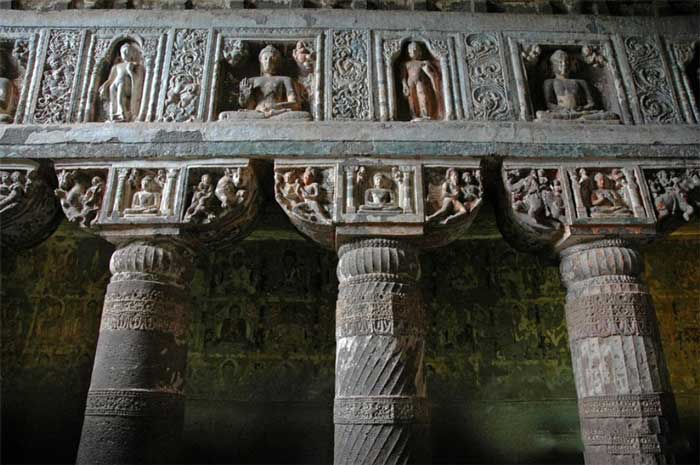 Ajanta Cave no 19