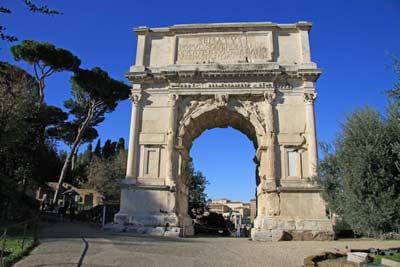 Arch Titus Rome