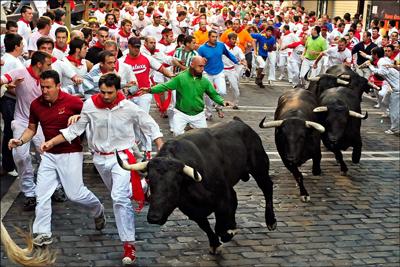 Running Bulls Festival
