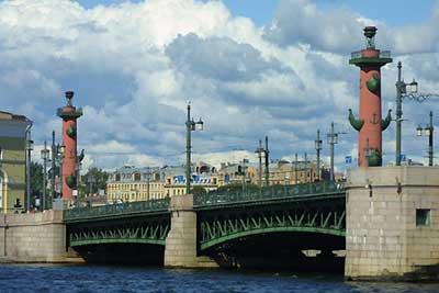 Rostral Columns Russia