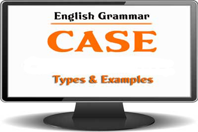 Case - English grammar
