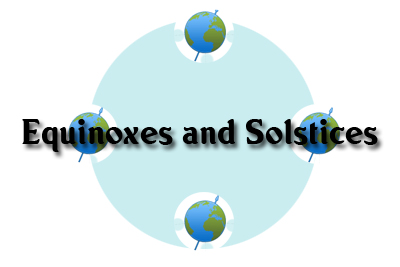 Solstices Equinoxes