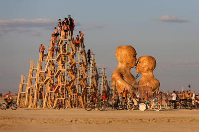 BurningMan Festival USA