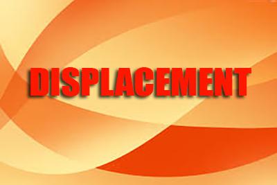 Displacemen