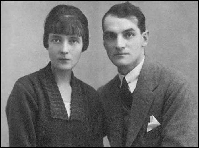 Katherine Mansfield & John Middleton Murry