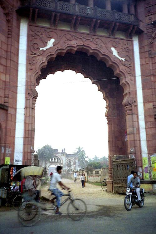 Main Gate of Darbhanga Fort
