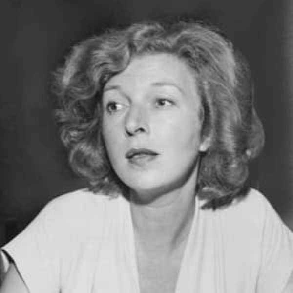 Martha Gellhorn, 1946