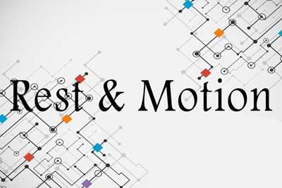 Rest Motion