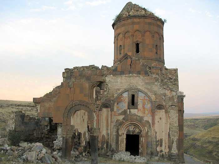 Saint Gregory of Tigran Honents