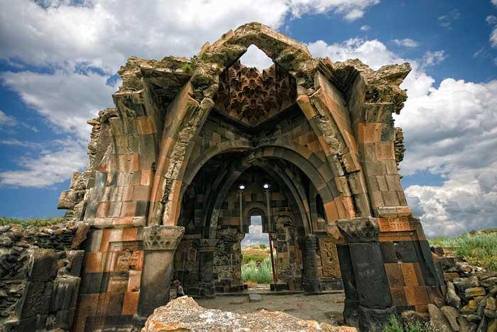 Ruins of Ani - Ancient Armenian Capital