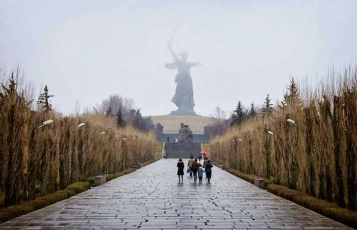 The Motherland Calls