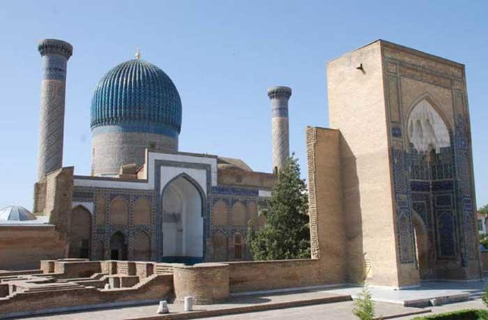 Amir Temur Mausoleum, Samarkand