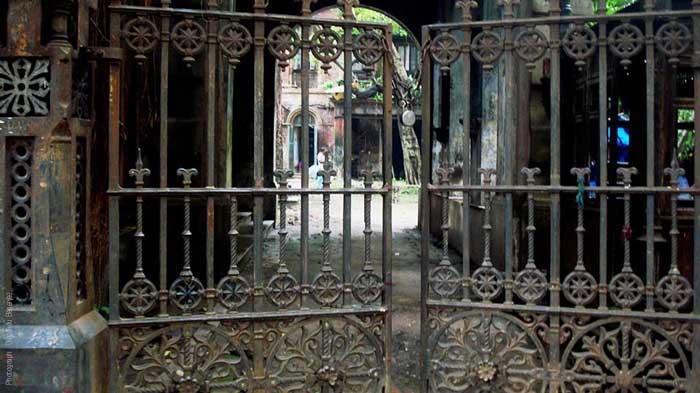 House Of Raja Subodh Chandra Mullick