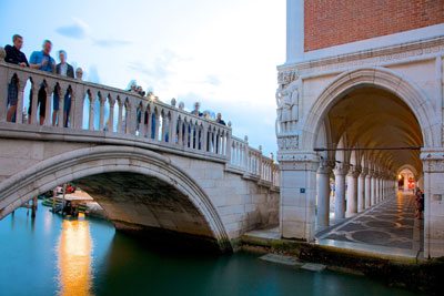 the bridge of sighs poem
