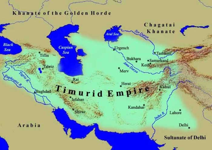 The Timurid Empire