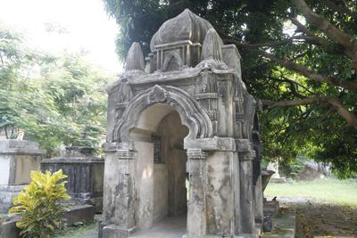 Tomb Hindoo Stuart