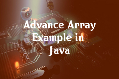 Advance Array