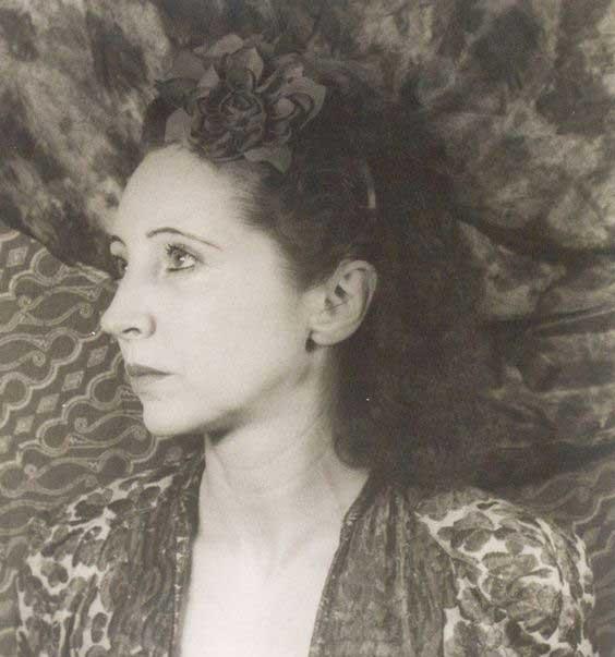 Anais Nin, 1940's