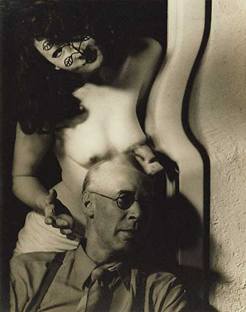 Anais Nin and Henry Miller 1945