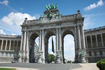 Cinquantenaire Brussels Belgium