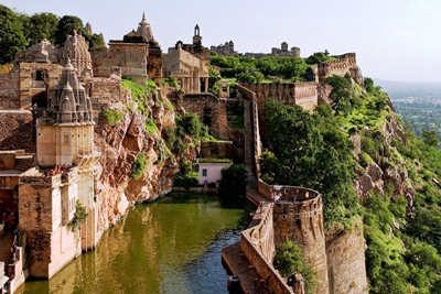 Chittorgarh India