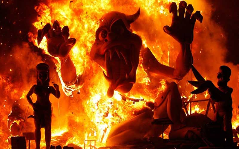 Las Fallas Festival