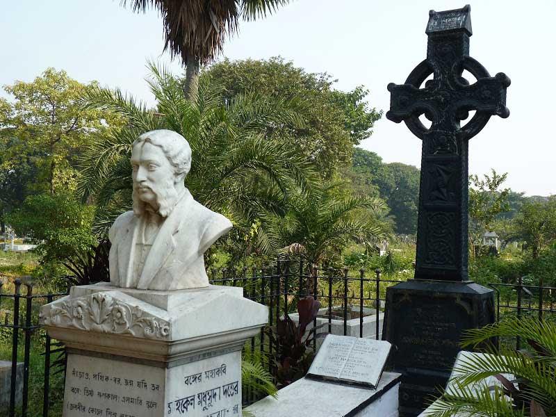 Memorial of Michael Madhusudan Dutt