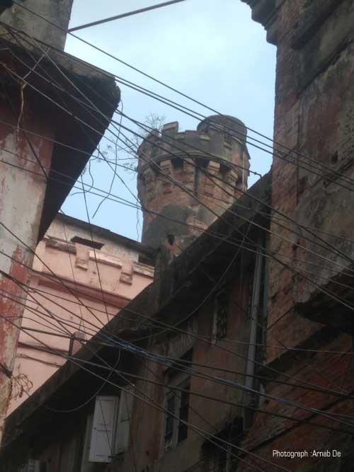 Tagore Castle