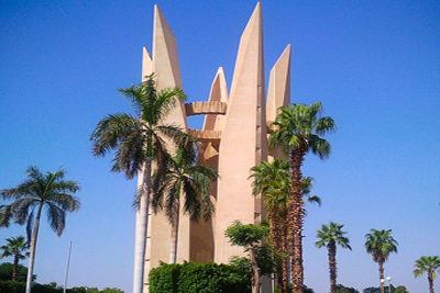 Lotus Tower Egypt