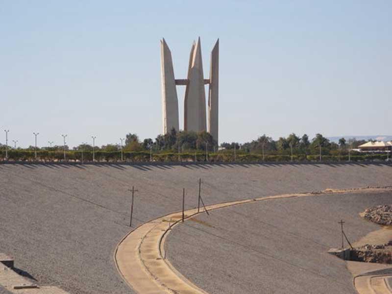 The Lotus Monument Egypt