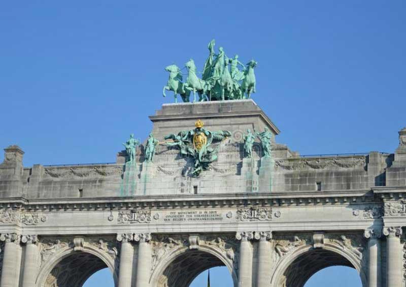Arch Of Cinquantenaire