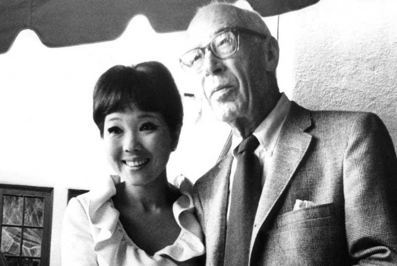 Miller with Hoki Tokuda