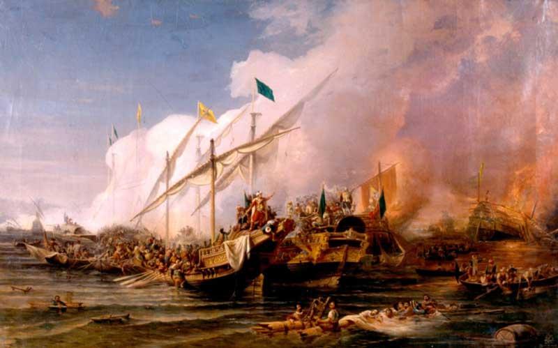 Battle of Preveza (1538)