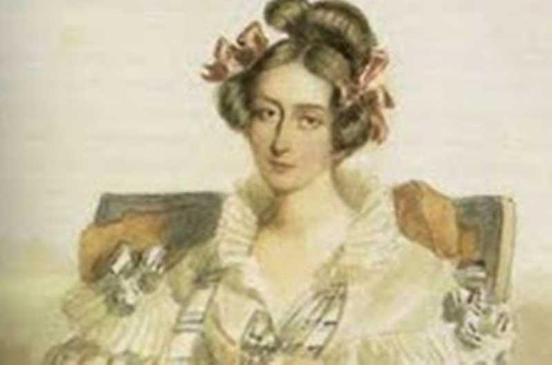 Emily Eden, 1835