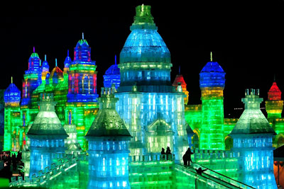 Ice Snow Sculpture China Festival