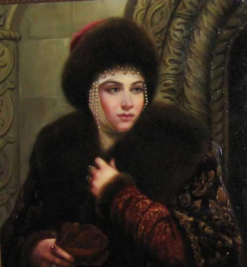 Marfa Vasilevna Sobakina