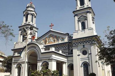 Portuguese Church calcutta