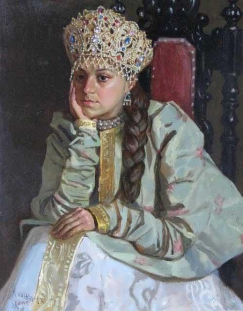 Maria Cherksskaya Temryukovna