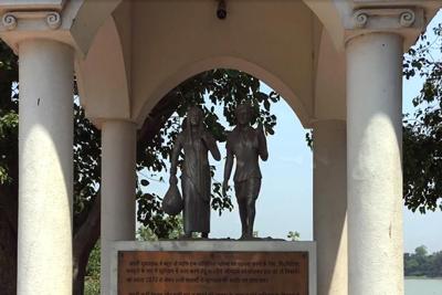 Baba and Mai Memorial