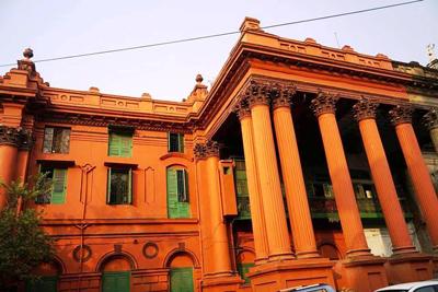 Pathuriaghata Mallick Bari