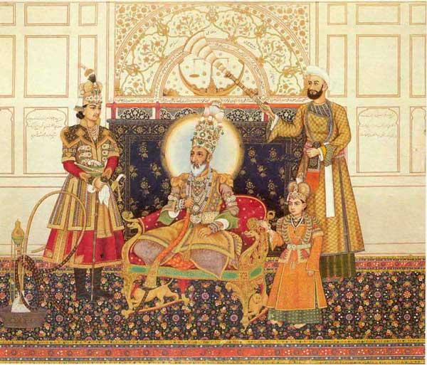 Spectacular Thrones Of India